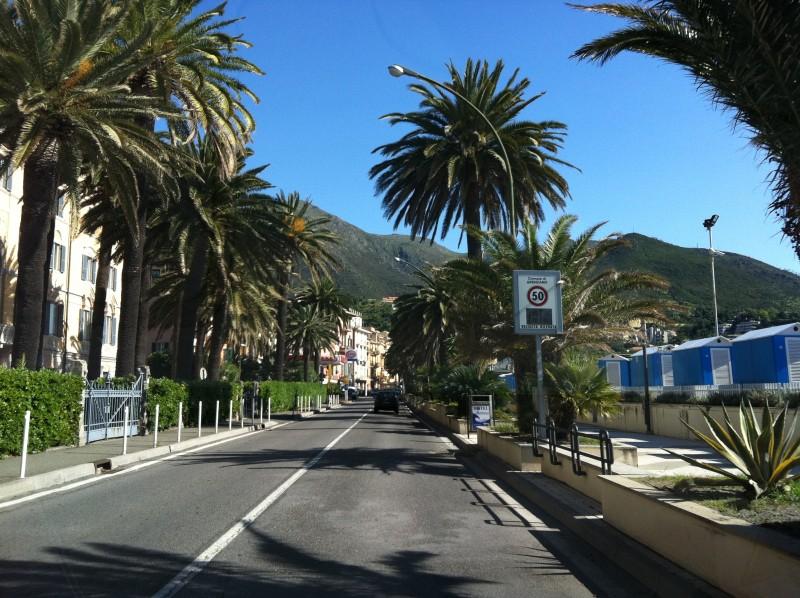 Die Küste Liguriens – Varazze