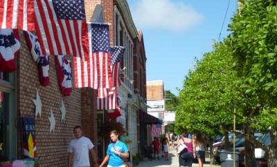 Gepflogenheiten und Menschen in South Carolina