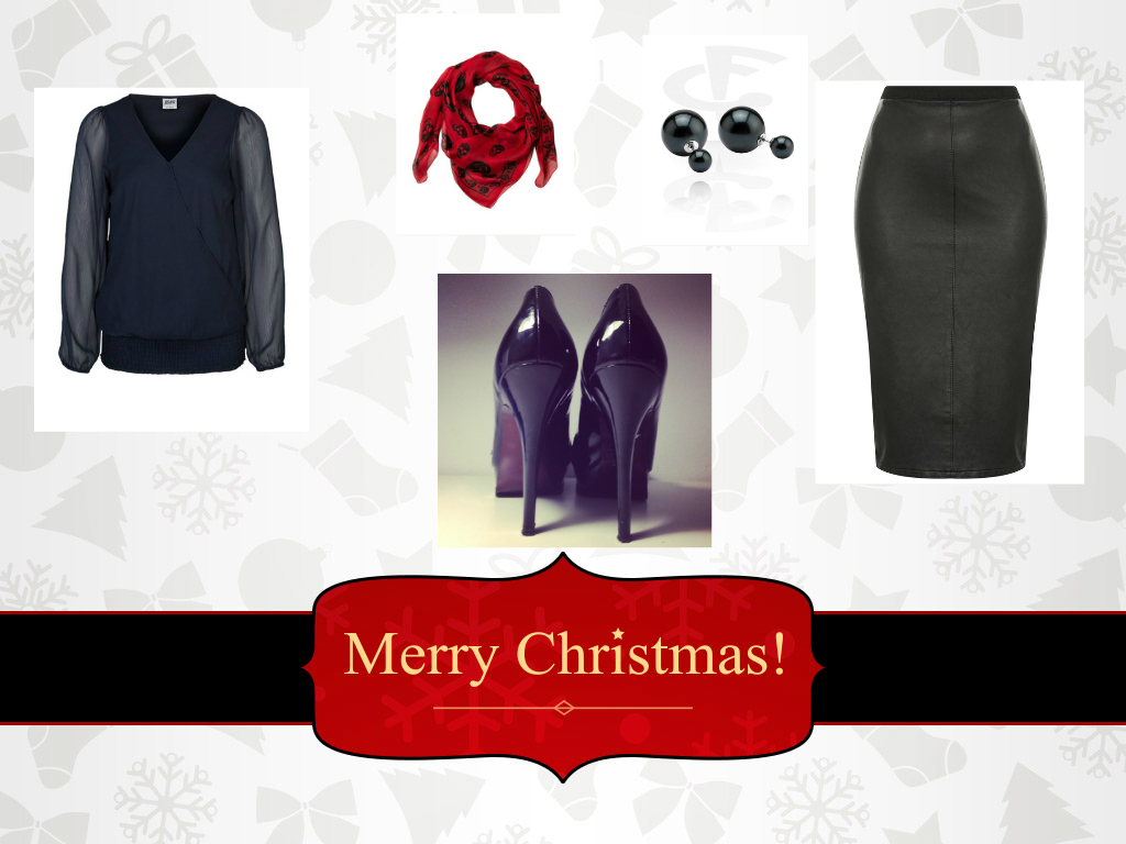 Outfit Post – Christmas Eve