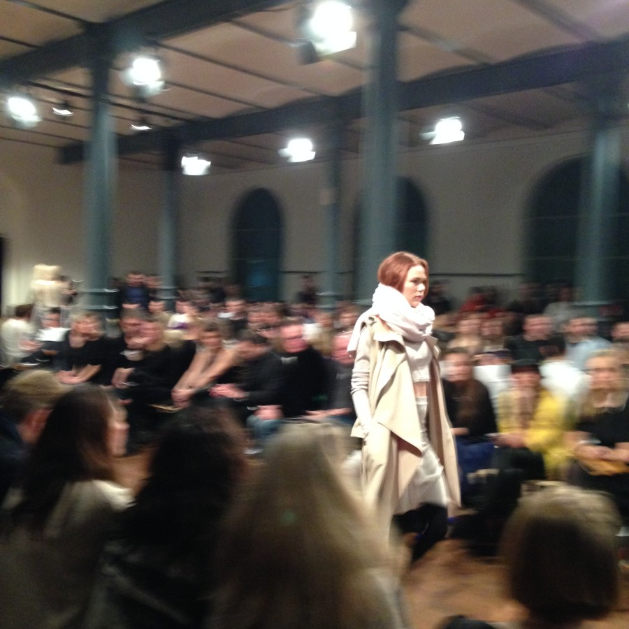 Fashion Week Berlin 2015 – Marcel Ostertag Fashion Show Review