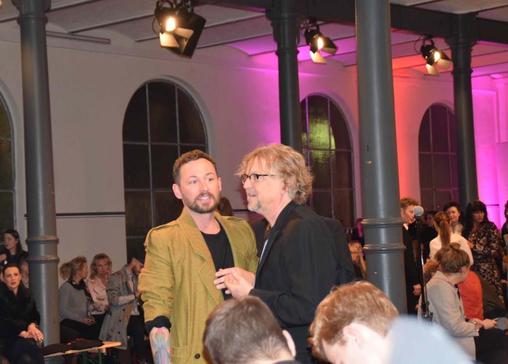 Ostertag und Martin Krug