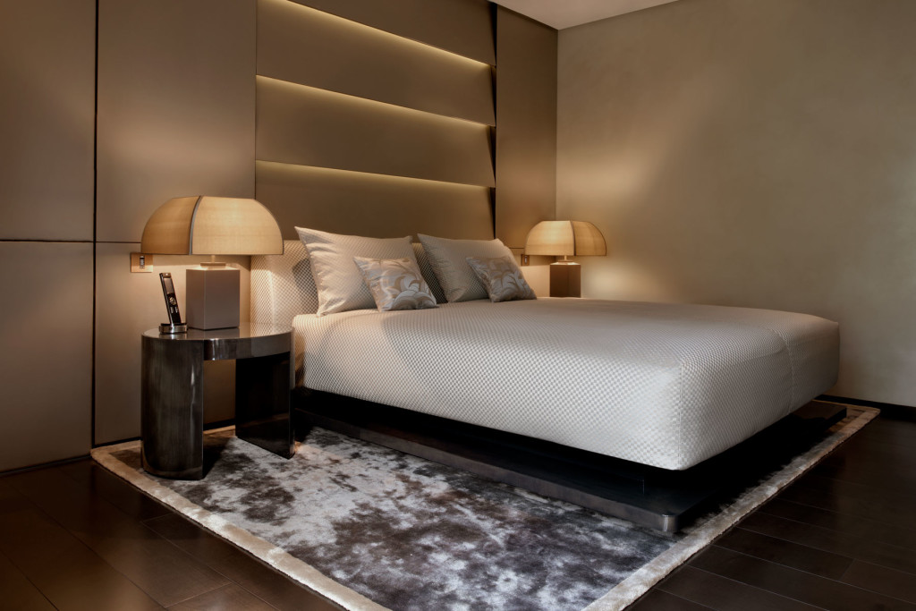 Zimmer Hotel Armani Milano