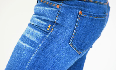 Genetic Denim Flared Jeans