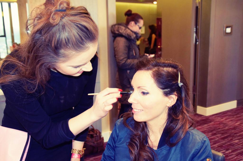 Im Januar bei der Beautysuite im Adlon - Benefit