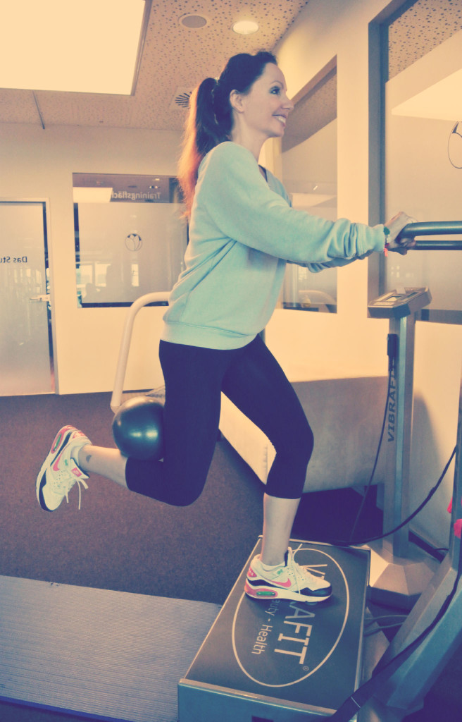 claudiaPower Plate