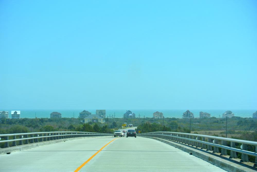 Bridge Topsail