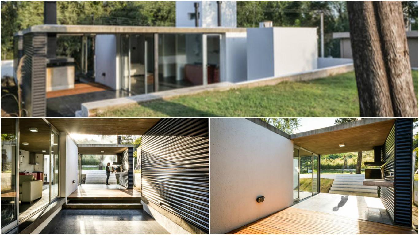 Photo: Gonzalo Viramonte Architect