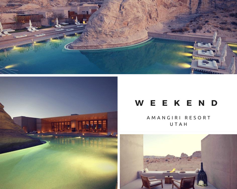 Amangiri Resort