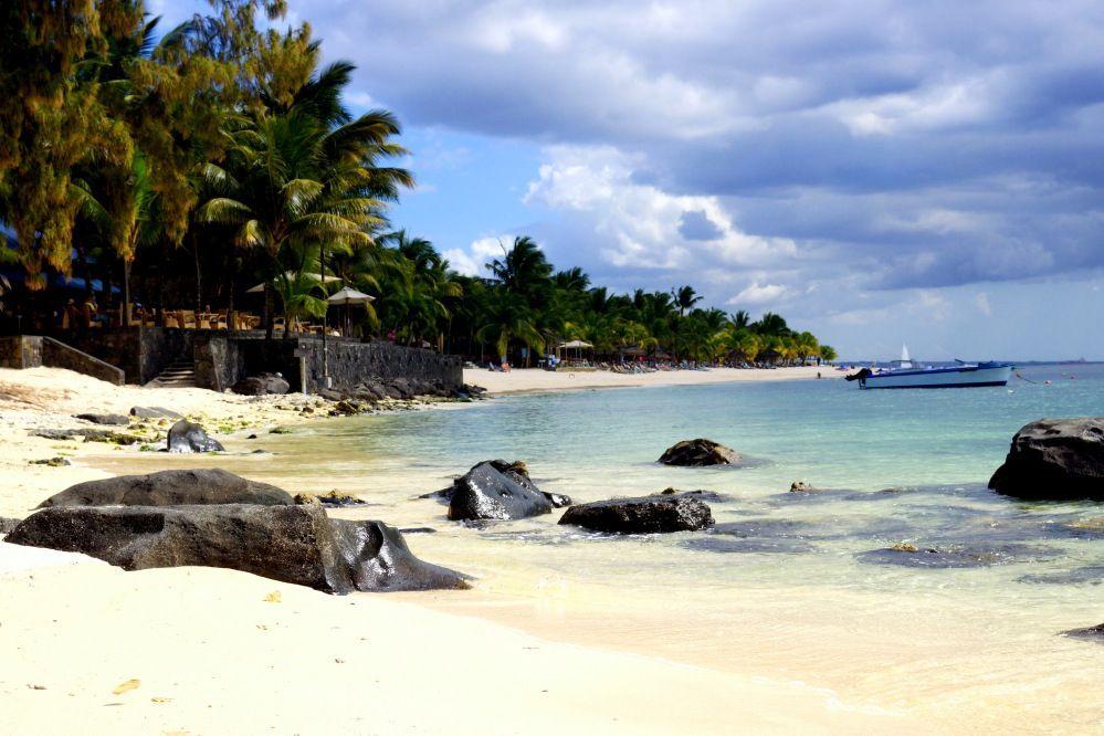 Strand Mauritius