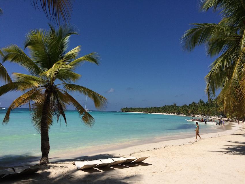 Ilha Saona Rep Dominicana © Viaje Comigo