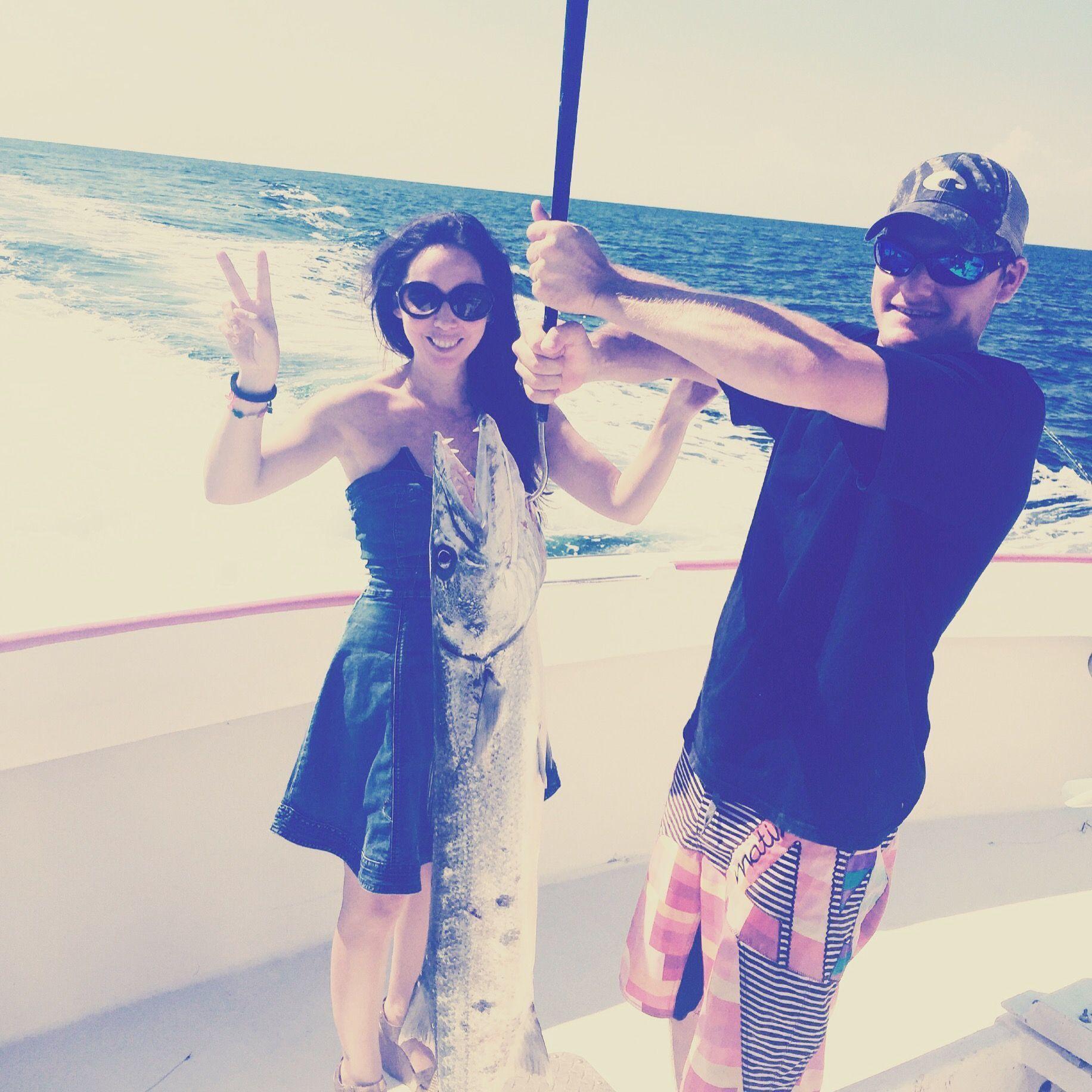 Wie ich in Florida den größten Fisch angelte