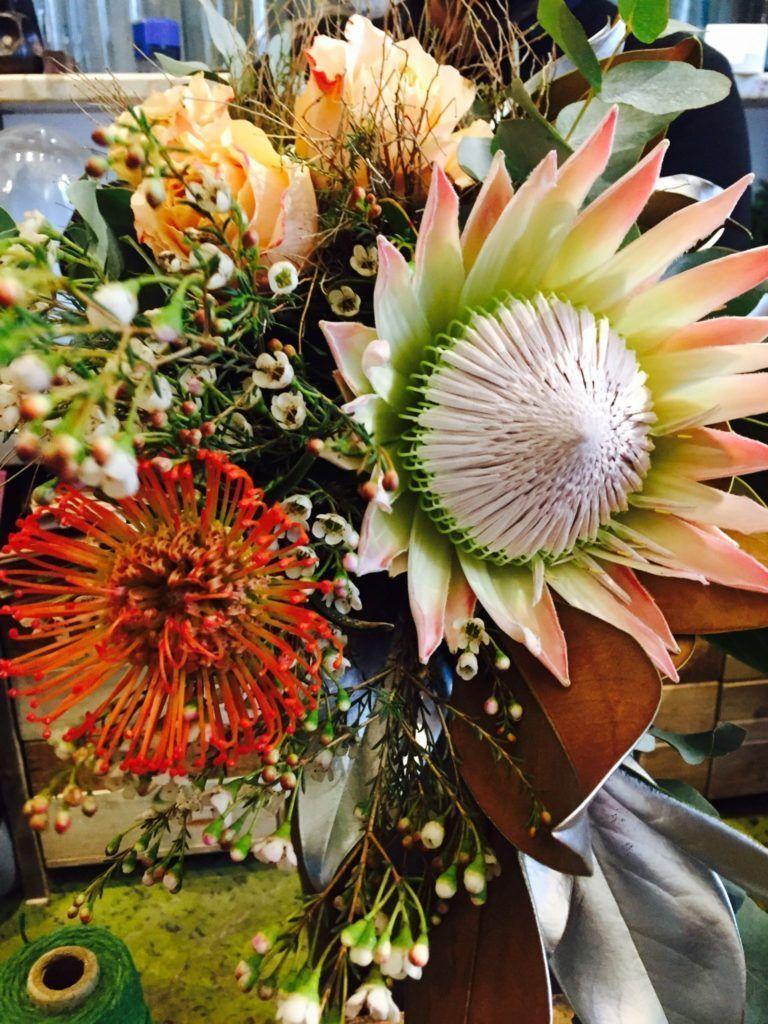 Blumen Mailand