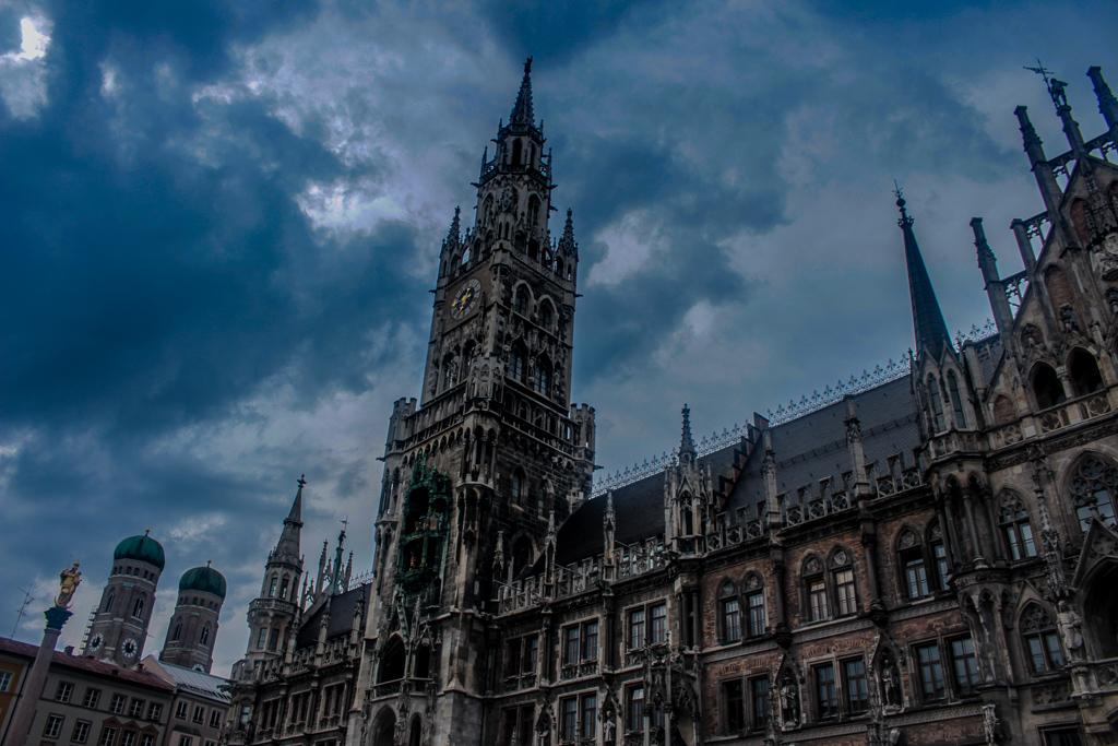 Mein erstes Mal in München