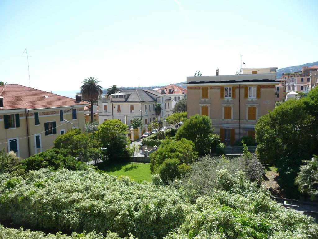Aussicht aus dem Hotel Varazze