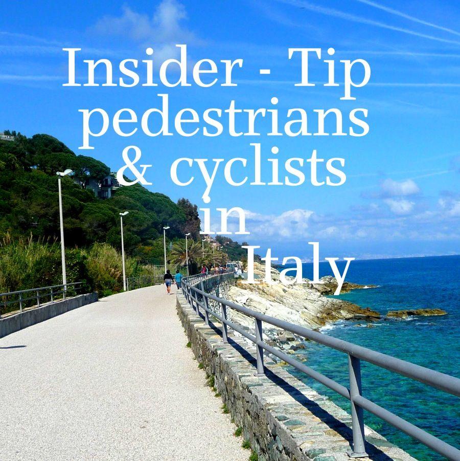 Insider Tipp – Traumhafte Strecke für Fußgänger und Radfahrer