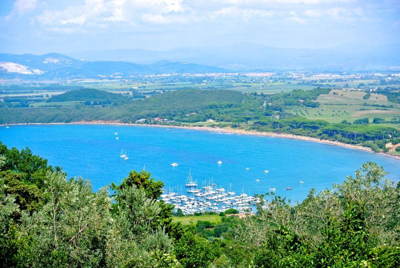 Golfo di Baratti Toscana