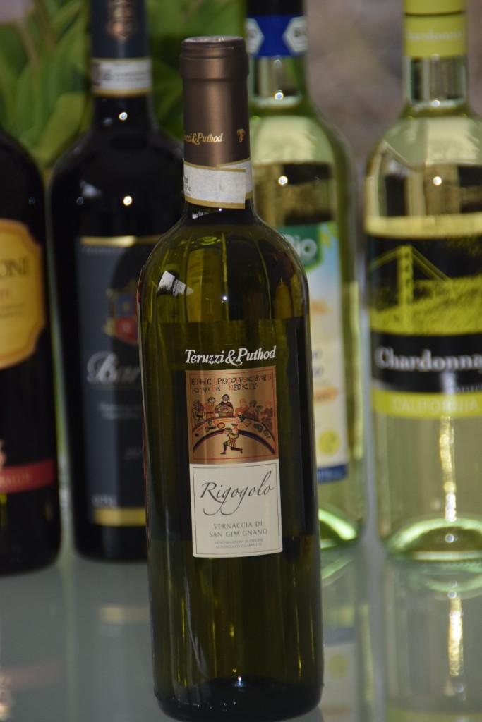 Urlaub aus der Flasche - Engel der Toskana