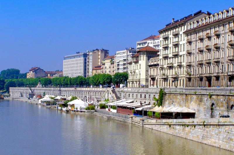 Murazzi Torino Turin