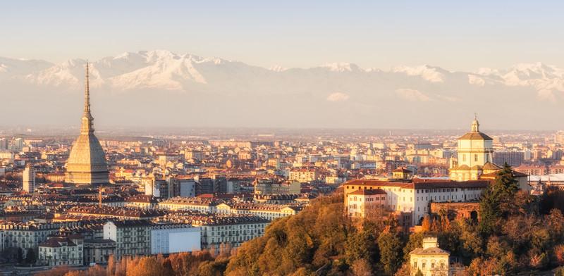 Turin Torino Citty vacation