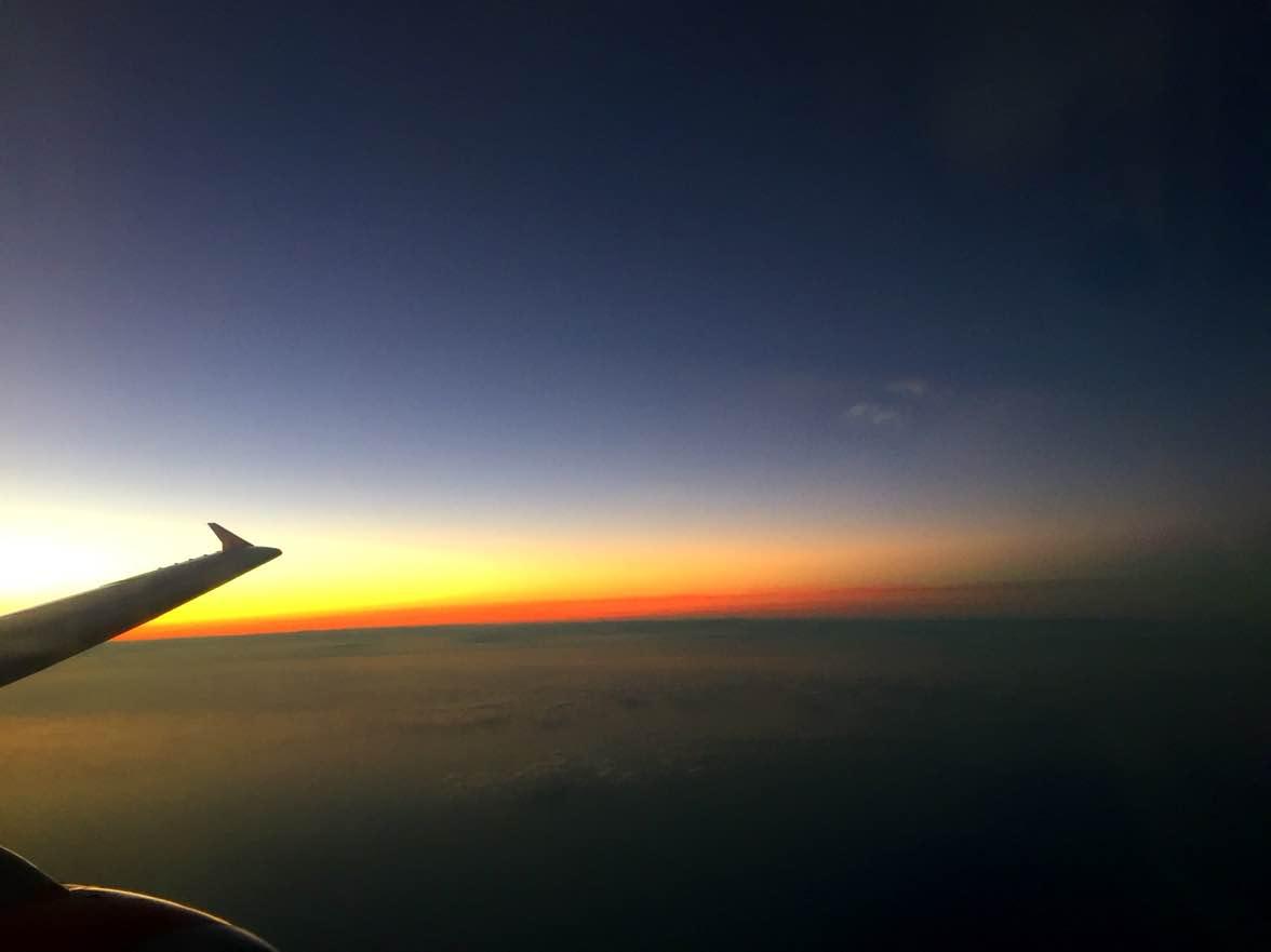 5 Gründe warum man im Flugzeug am Fenster sitzen muss