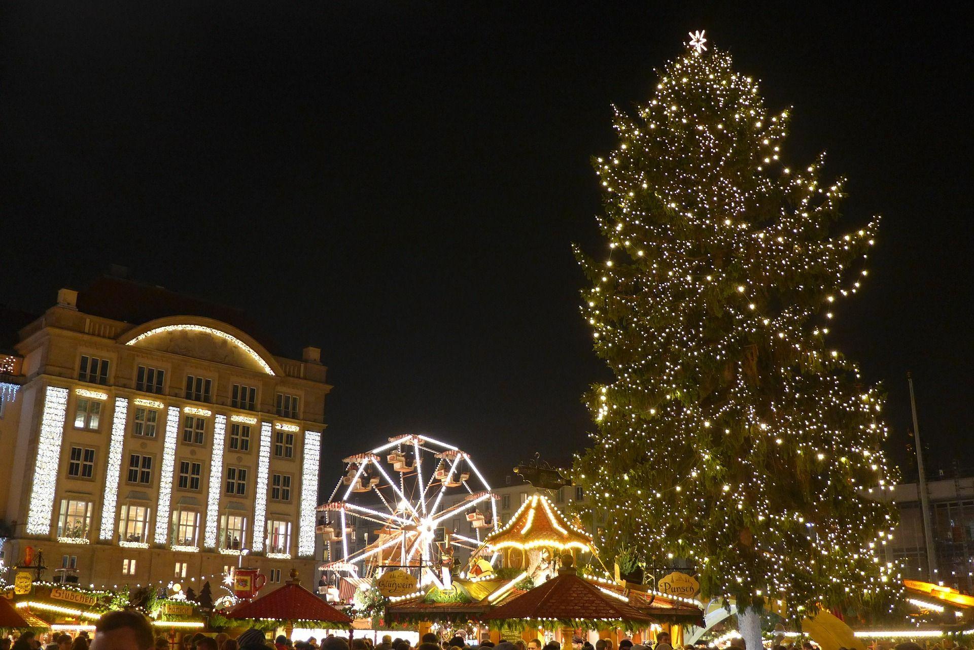 Top 5: Die schönsten Weihnachtsmärkte