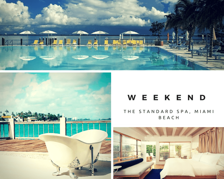 THE STANDARD SPA, MIAMI BEACH