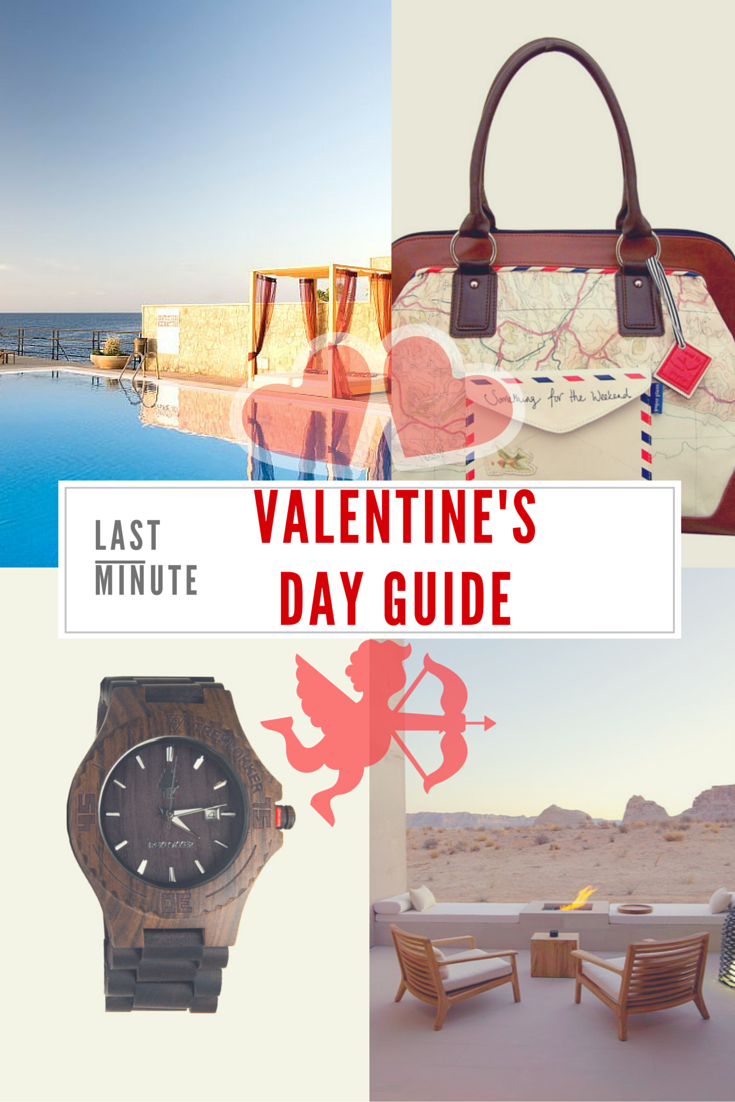 Tip: Last Last minute gifts for Valentine's Day