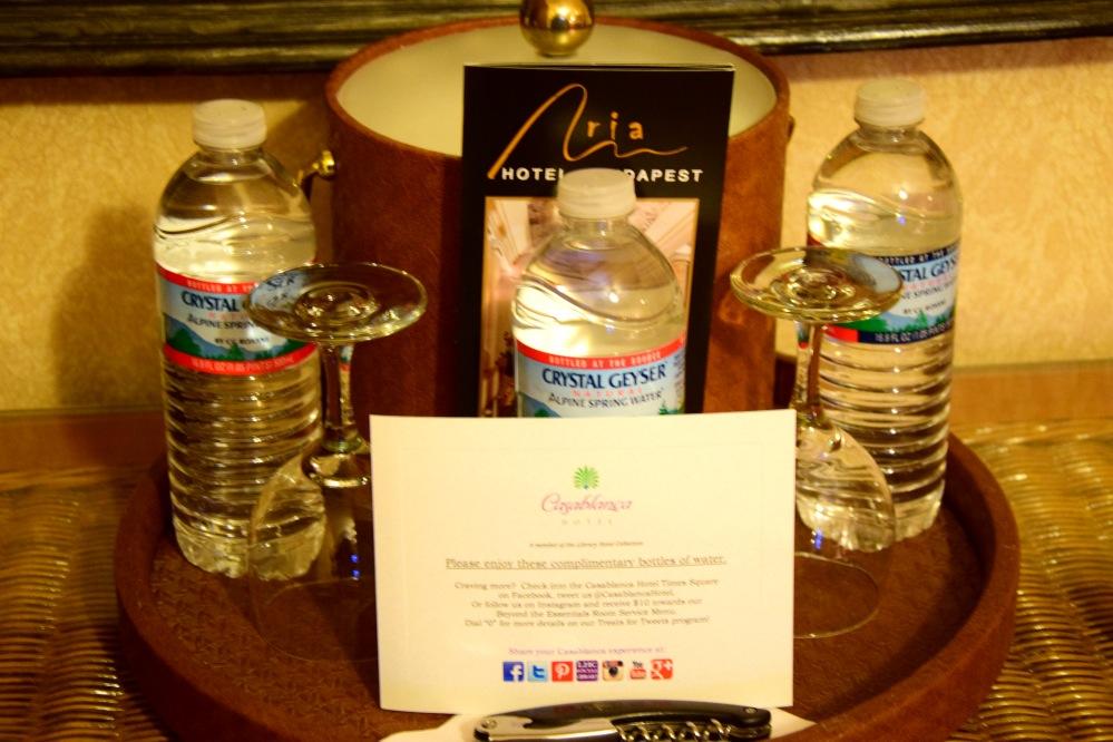 casablanca water