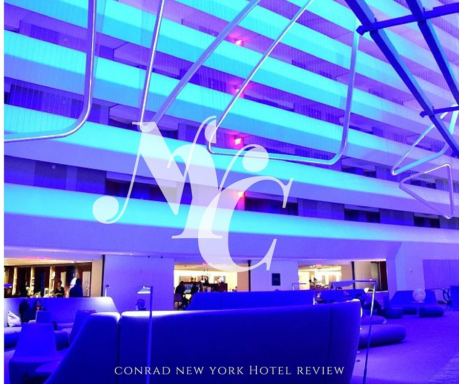 NYC Guide: Hotel Conrad New York City