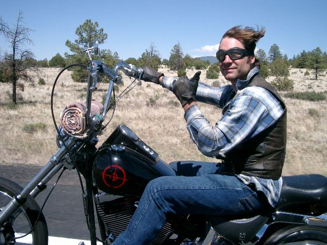 Mit dem Motorrad zu den Indianern  – Guestpost
