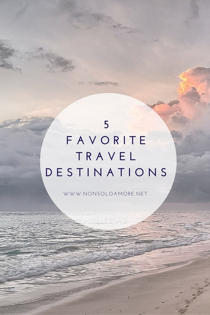FavoriteDestinations