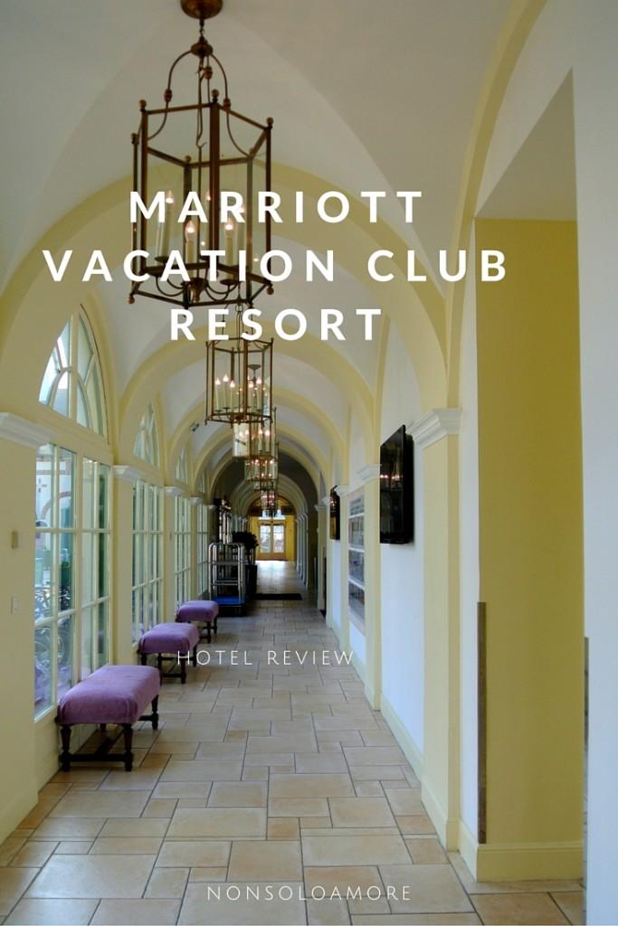 Marriott Vacation club resort-2