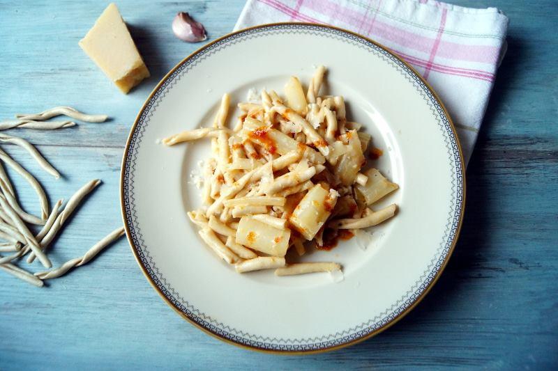 Asparagi piccante – Spargel Rezept
