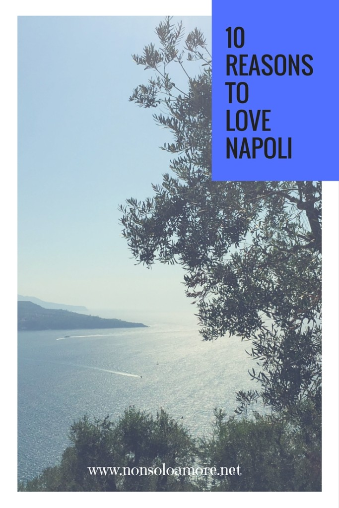 10 reasons to love Napoli