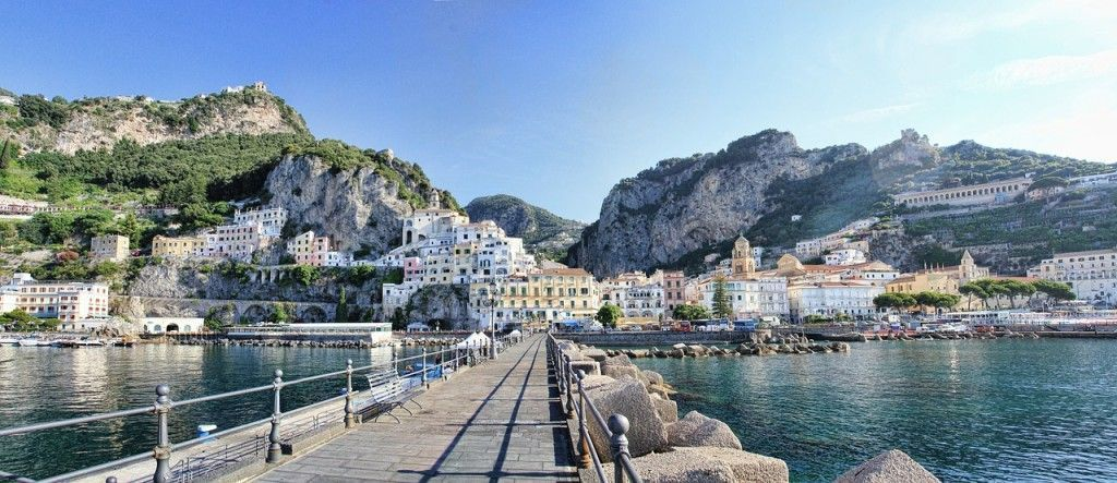 Port of Amalfi