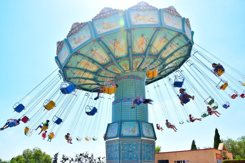 Amusement park for all – Terra Mitica Benidorm