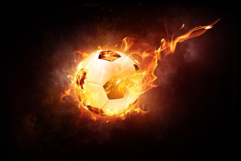 burningfootball