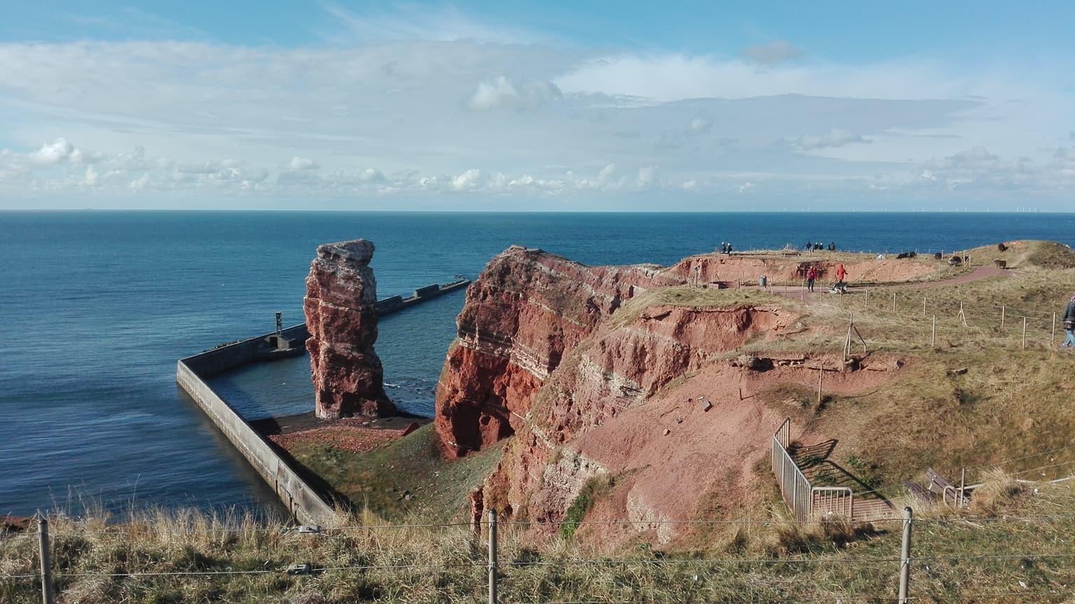 Heligoland – a very special German island