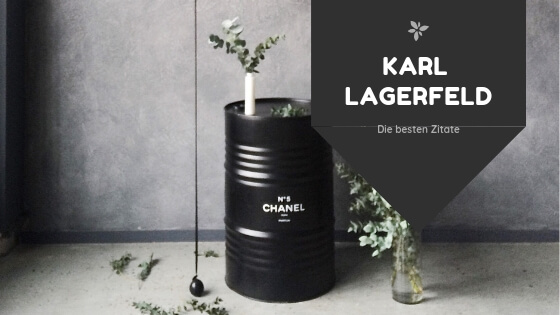 Karl Lagereld – the most iconic quotes