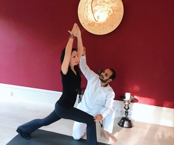 Yoga is not a sport, its a way of living