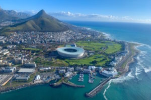 Cape Town – between Surfers and Fine Dining