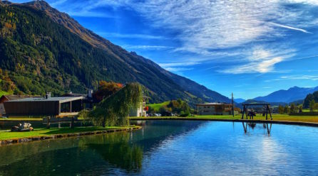 South-Tirol and the Schneeberg