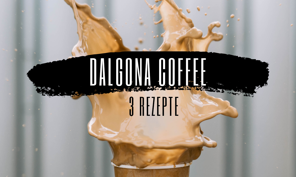 Whipped Coffee – three do-it-yourself recipes
