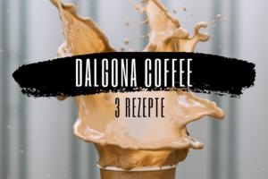 Whipped Coffee – drei Rezepte zum Selbermachen