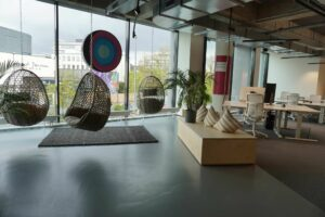 Core – the new coworking heart of Oldenburg, Germany