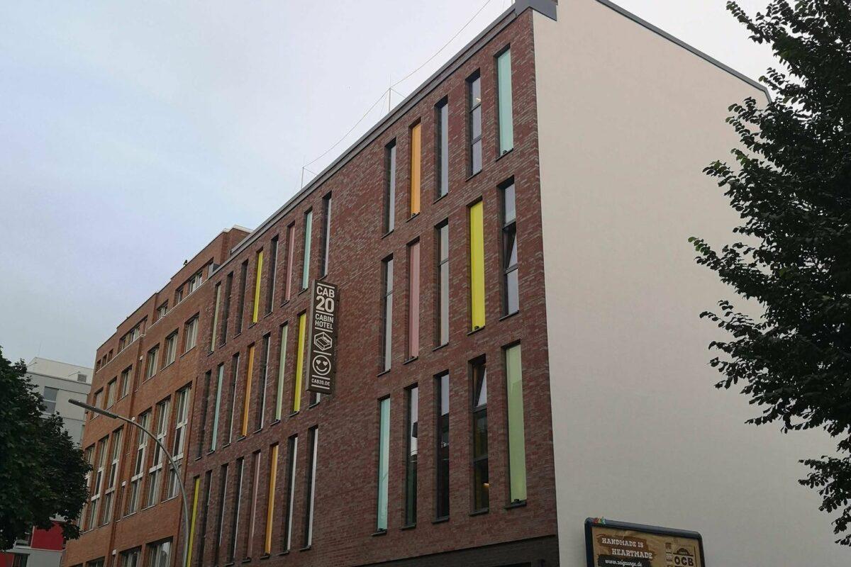 CAB20 Hotel Hamburg – zentral zum Wochenendtrip nach Hamburg