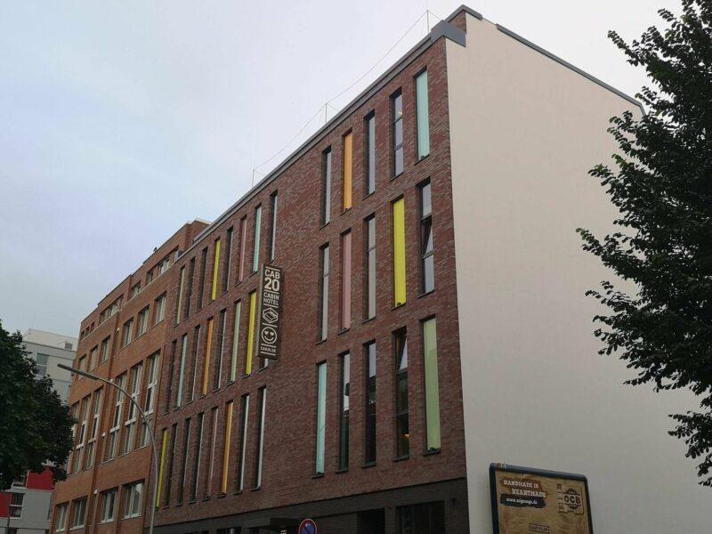 CAB20 Hotel – in the heart of Hamburg, Germany